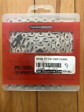 New-Old-Stock SRAM Chain PC-1050 10 Speed w/Power Lock Connector