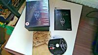 PC CD Rom Skyrim The Elder Scrolls V Game By Bethesda physical copy only