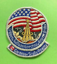 Aufnaeher Applikation Patch Stickemblem 8 x 6 cm Flagge USA 00728