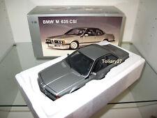 1:18 AUTOart 70526 BMW M 635 CSI silber lachs silver metallic 1984 Neuwertig OVP