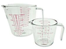 Uniware Multi Purpose Measuring Cups, 1 Quart(1000 ml) / 300 ml