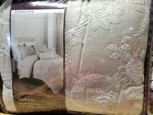 Croscill Home  PENELOPE  4 Piece QUEEN  Comforter Set