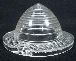 1958 CHEVROLET CHEVY IMPALA CORVETTE B1-58 TURN PARKING TAIL LIGHT LENS 5948757