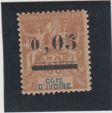 COTE D'IVOIRE N°18 *