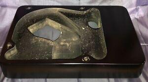 FOR SALE: Thorens TD124 Baltic Birch Custom Oversize Plinth