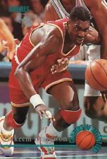 1995 CLASSIC ROOKIES CENTERS of ATTENTION HAKEEM OLAJUWON BASKETBALL CARD