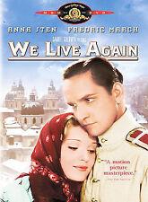 We Live Again DVD Region 1