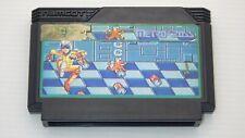 "Famicom Games  FC "" Metro Cross ""  TESTED / 1270"