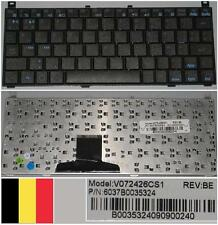 Azerty Keyboard Belgian TOSHIBA NB100 NB 100 Series V072426CS1 6037B0035324