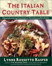 B000NA6U7Y The Italian Country Table: Home Cooking from Italys Farmhouse Kitch