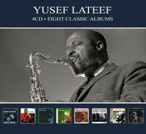 YUSEF LATEEF Eight Classic Albums CD * NEW & SEALED - FAST UK DISPATCH *