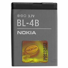 New OEM Nokia BL-4B Battery 1606 2605 2630 2660 2760 3606 6111 7370 7373 N75 N76