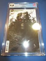 DCeased Dead Planet #5 Mattina Swamp Thing Variant CGC 9.8 NM/M Gorgeous gem