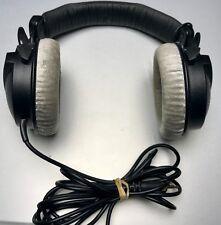 Beyerdynamic DT 770 pro 80 ohm/Headphones Black Very Good Condition