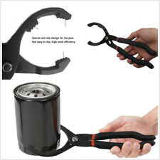 Universal 12'' Hand Tool Oil Filter Grease Wrench Plier For Car Truck Repairing