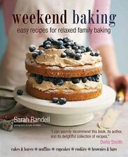 Weekend Baking: Relaxed Recipes for Family Baking-ExLibrary