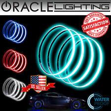 "ORACLE Lights Illuminated Rim 15.5"" LED AQUA Wheel Rings - Waterproof - 4215"