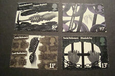 GB 1976 Commemorative Stamps~Pioneers~Fine Used Set~ex fdc~UK Seller