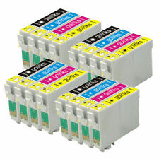Cartouches d'encre cyan compatibles Epson jet d'encre pour imprimante