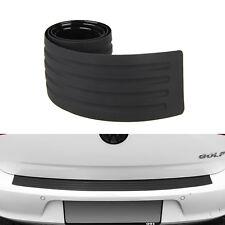 Black rear bumper protector Car Guard Body Bumper Scratch Protector Trim Cover