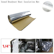 Lightweight Thermal Insulation Heat Shield Sound Deadener Noise Damper 80