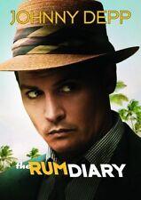 The Rum Diary Johnny Depp Movie Poster 24inx36in (61cm x 91cm)