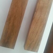 High Quality cabinet handles solid wood Walnut lacquer Hole center 62-128 mm NEW
