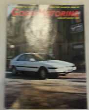 GOOD MOTORING magazine January/March 1990 Vol. 50. No.1