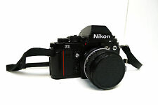Nikon F3 HP Camera w/ 50mm f1.4 AIS Lens Outfit NR