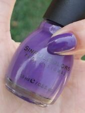 NEW! SINFUL COLORS Nail Polish Lacquer in AMETHYST ~ Purple