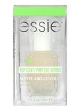 Essie Nail Polish 'Matte About You' Top Coat  0.46 fl oz./13.5 mL + FREE TATTOO