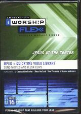 Integrity's iWorship Flexx Volume 16: Jesus At The Center DVD-ROM - 000768513712