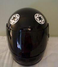 "IMPERIAL Logo Vinyl Decal Sticker Star Wars WHITE,SILVER, BLACK 1/2"" 1"" 2"" 3"" 4"""