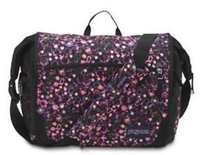 JANSPORT - Elefunk Daisy w/Laptop Sleeve MESSENGER BAG BACKPACK