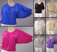 %SALE% FLEDERMAUS SHIRT Tunika Langarmshirt Longsleeve ToP bluse t-shirt 2286
