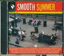 SMOOTH SUMMER BILL CRUZ ETC. CD NUEVO & EN PAQUETE ORIGINAL 6976