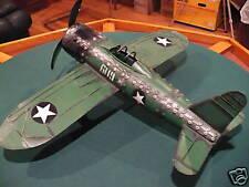 GRUMMAN F8F BEARCAT VINTAGE HAND MADE AIRCRAFT