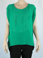 Wayne by Wayne Cooper Ladies Fashion Top sizes Small Medium Large Colour Green
