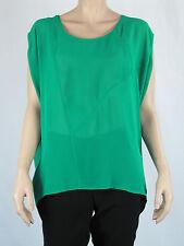 Wayne by Wayne Cooper Ladies Fashion Top sizes Small Medium Large Colour Green