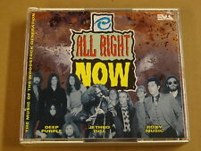 2-CD BOX EVA / ALL RIGHT NOW - THE MUSIC OF THE WOODSTOCK GENERATION