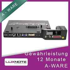 LENOVO Advanced Mini Dock T60 T61 T400 T500 W500 R60 R61 R400 ohne AC 2504`G