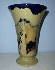 Superb William MOORCROFT Centenary Vase - EVENTIDE WINTER by Vicky Lovatt