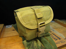 LONDON BRIDGE TRADING LBT SAW POUCH-COYOTE TAN