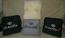 Toyota Corolla 2005-2013 Seat Covers Full Set