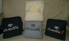 Toyota Corolla 2005-2013 Seat Covers Full Set