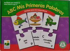 Abc Mis Primeras Palabras rompecabezas - Bilingual puzzle My First Words