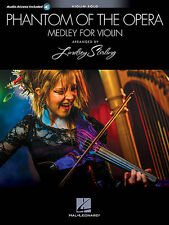 Phantom of the Opera: Lindsey Stirling Medley Violin with Original Aud 000145769