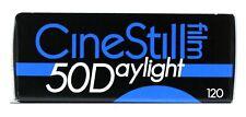 CineStill 50 Daylight 120mm Colour Film