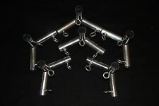 "Canopy Frame Connector Fittings- 6 high pitch fittings for 1"" EMT canopy frame"