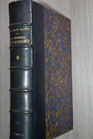 Germain Bapst / Le Maréchal Canrobert Souvenirs d'un siècle tome 2 Napoléon III